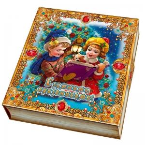 Волшебная книга (с игрой)