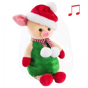 Хрюша (музыкальная игрушка)