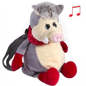 Кабан Иван (Музыкальная игрушка)