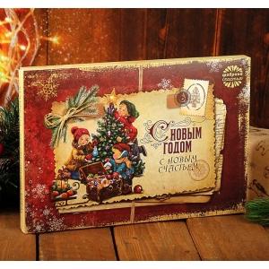"""Набор шоколадных конфет """"Ожидание Нового года"""""""