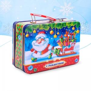 Дед Мороз спешит