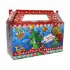 Подарки в упаковке из картона