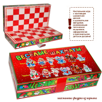 Новогодние шахматы (М)